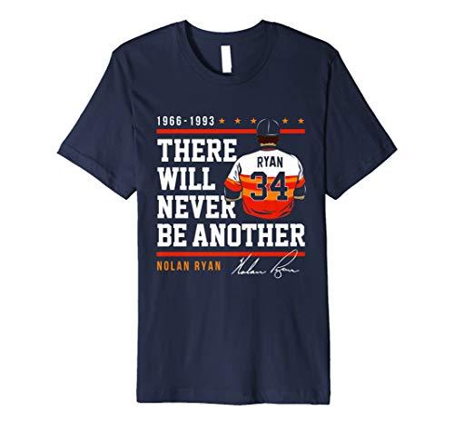 Nolan Ryan Never Be Another T-Shirt - Apparel (Nolan Ryan Jersey)