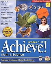 (Achieve Math & Science Grade 1st-3rd )