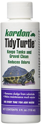 Kordon Oasis #39744 Tidy Turtle-Water Quality Control for Aquarium, 4-Ounce