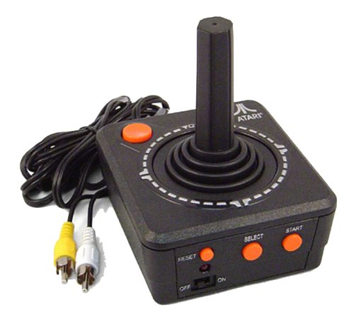 ATARI 2004 FLASH BACK 10 GAMES IN 1 PLUG N PLAY VIDEO TV GAME BRAND - Video Cable Breakout
