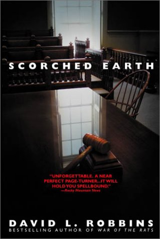 Scorched Earth David L Robbins product image
