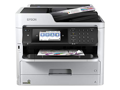 Epson Workforce Pro WF-C5710DWF Inyección de Tinta 34 ppm 4800 x ...