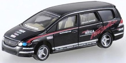 Auto Salon Tomica Odyssey Toyota (Japan-Import)