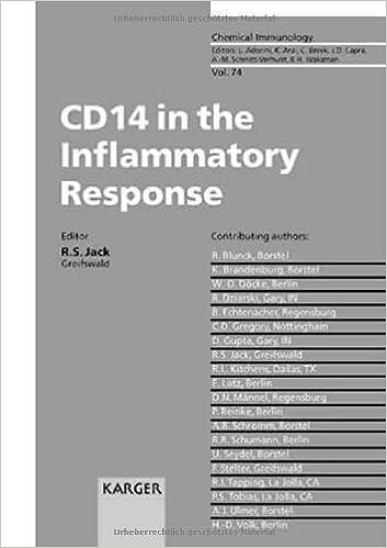 Cd14 In The Inflammatory Response por R. S. Jack epub