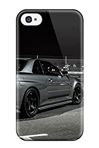 Forever Collectibles Nissan Gt-r 34534 Hard Snap-on Iphone 4/4s Case