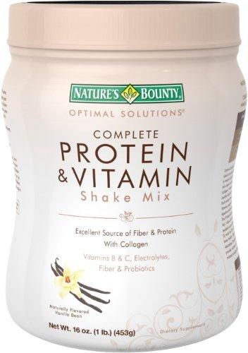 Bounty Protein Nature Mix shake,