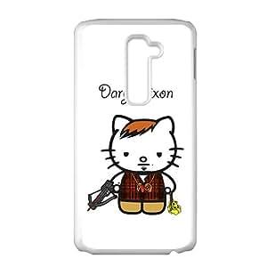 Cute Hello Kitty White LG G2 case