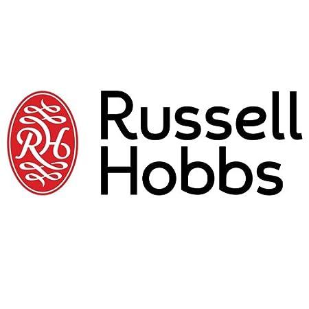 Batidora de mano vaso de 0,5 l incluido 400 W color rojo y negro Russell Hobbs 18976-56 Desire acero inoxidable