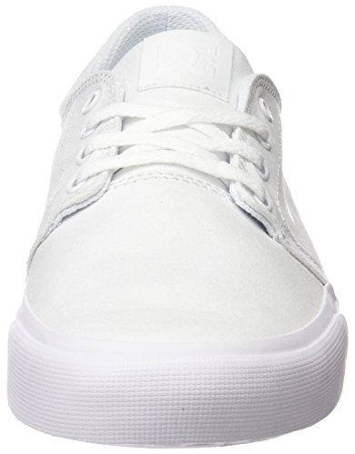Shoes Homme Sneakers TX Angora Blanc DC Trase Basses Pristine R1dX6Rqnw