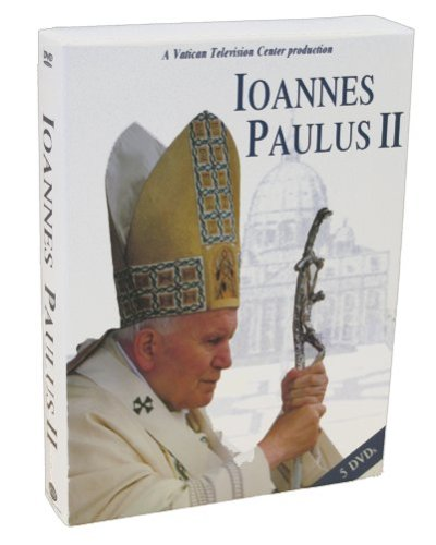 The Vatican Television Center Presents - John Paul II The Pope Who Made History - Collector's Edition 5 DVDs by HDH COMMUNICATIONS SRL