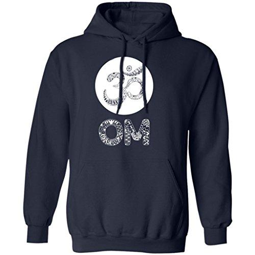 Yoga, Aum, Om, Ohm, India Symbol Burnout Racerback,Unisex T-Shirt