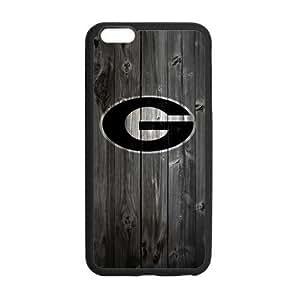 Popular Custom NCAA Personalized iPhone6 Plus 5.5 Team Logo Case TPU Case and High Grade PU Leather cover