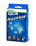Spenco 2nd Skin AquaHeal Hydrogel Bandages (sterile) - Clear,