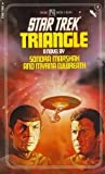 img - for Triangle (Star Trek #9) book / textbook / text book