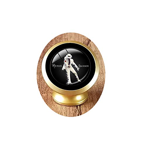 Michael Jackson - King of Pop, Dance Recital Magnetic Car Phone Mount Holder