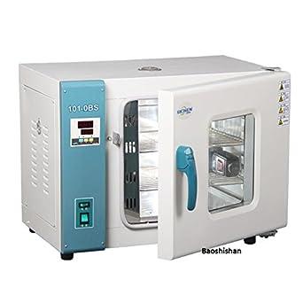 101 – 0bs secado horno Digital obligados convección de aire secado armario horizontal de laboratorio temperatura