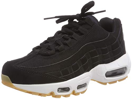 Nike Multicolore Anthracite de Light Black Gum Chaussures 017 Brown 95 Course Homme Black Air Max 0BqUnv0r