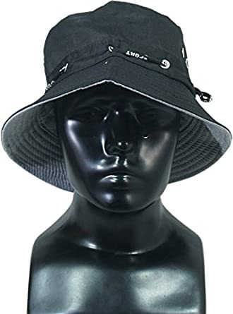 ee2d54197ab111 ... coupon vr designers solid bucket hat black 1442b 6413e
