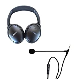 Headset Buddy ClearMic Noise-Cancelling Boom Microphone for Bose QC35 (CM3504)