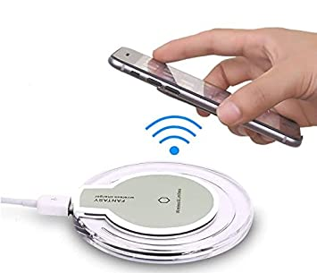 best sneakers bd7d2 bc32e Fone-Case White Samsung Galaxy J5 (2016) (Pack) Universal Qi Wireless  Induction Charging Pad Ultra Slim Slip-Proof Charger Qi Base and Wireless  Qi ...
