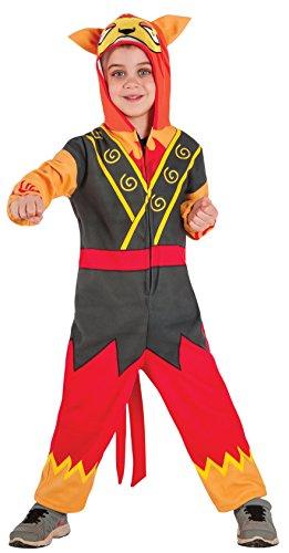 Rubie's Costume Yo-Kai Watch Blazion Child's Costume, One Color, Small