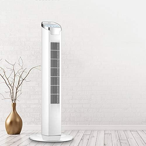 DYS@ Ventilatore a Torre con Telecomando - Oscillazione, Ventola Portatile, ionizzatore per la Pulizia dell\'Aria