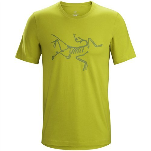 Arc'teryx archaeopteryx SS T-Shirt Men's (Everglade, Large)