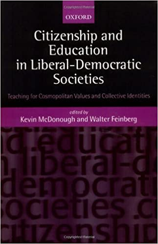 Citizenship and education in liberal democratic societies citizenship and education in liberal democratic societies teaching for cosmopolitan values and collective identities 1st edition fandeluxe Image collections