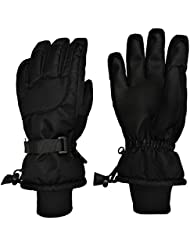 N'Ice Caps Kids Extreme Cold Weather 100 Gram Thinsulate Waterproof Ski Gloves