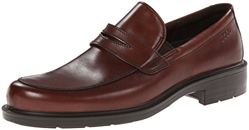 Ecco Mens Boston Öre Loafer Mink
