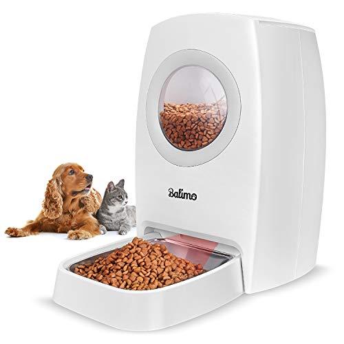 🥇 Balimo 6L Automática Comedero para Gatos y Perros