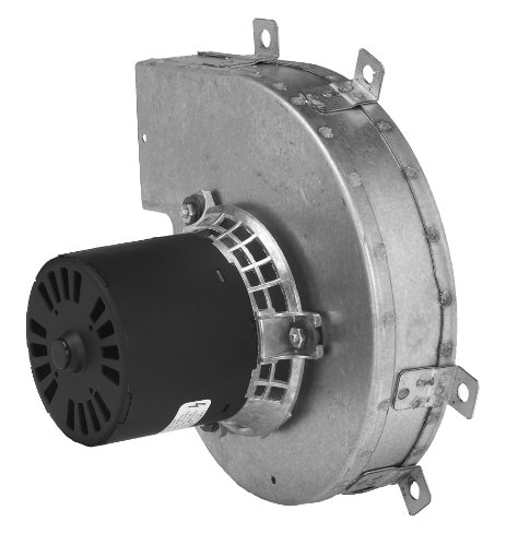 A284 - Amana Furnace Draft Inducer / Exhaust Vent Venter Motor - Fasco Replacement