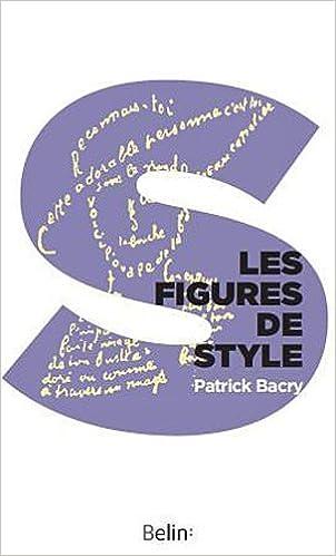Livre gratuits Les figures de style (version Poche) epub pdf