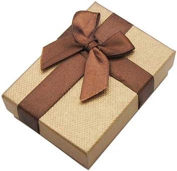 NBEADS - Caja de presentación de cartón Rectangular para joyería, 60 Unidades, 9 x 6,5 x 3 cm: Amazon.es: Hogar