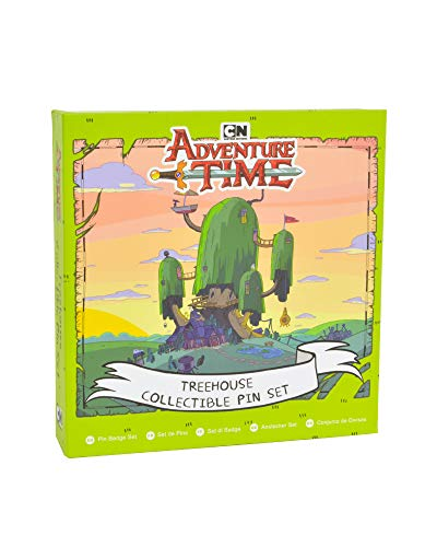 Set Pin Treehouse Time Official Adventure waSqzOt