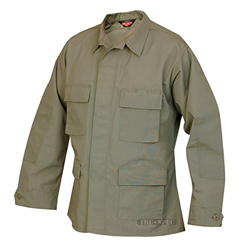 Tru-Spec BDU Coat Cotton Olive Drab L-Reg 1568005