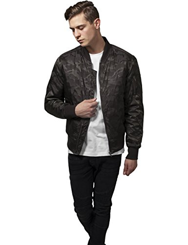 Homme Bomber darkolive Classics Vert Camo Jacket Urban Veste 551 Tonal AY7nxt