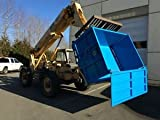 DeSite 4 Yard Commercial Waste Bin Purpose built