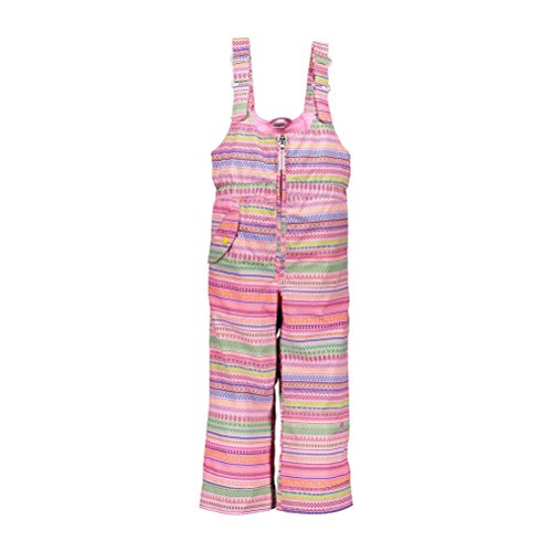 Obermeyer Kids Baby Girl's Snoverall Print Pants (Toddler/Little Kids/Big Kids) Hope Chest Print 8 ()