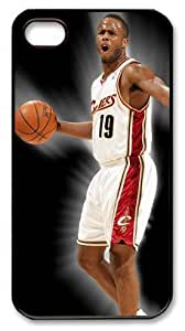 icasepersonalized Personalized Protective Case for iPhone 4/4S - Damon Jones, NBA Cleveland Cavaliers #19