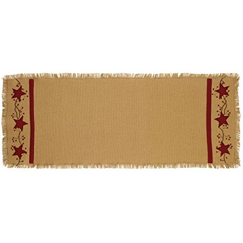 Primitive Table Runners - 3