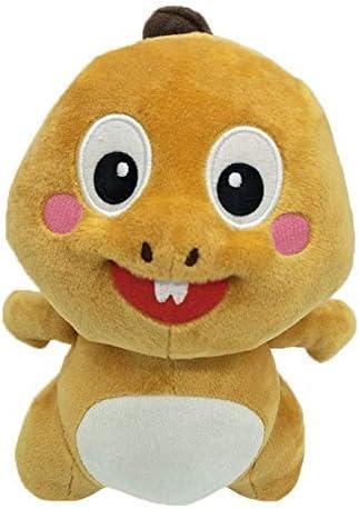 Pluchen speelgoed 4pcs / lot 20cm Gevulde Dino Dinosaurus van de Baby Doll Pluche Cute Soft Cartoon Doll Pluchen speelgoed for kinderen verjaardags Fulinmen