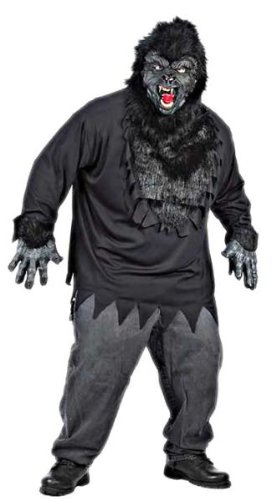FunWorld Gorilla Costume Adult