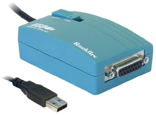 Rockfire USB game port Adapter RM-203 gameport
