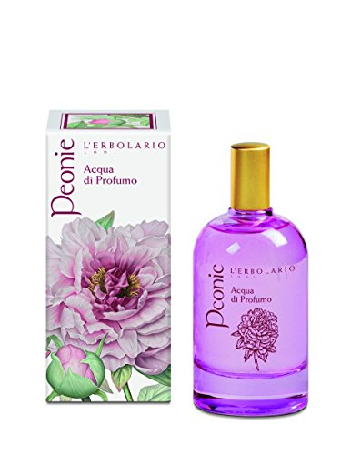 Peonie Peony Acqua di Profumo Eau de Parfum by L Erbolario Lodi