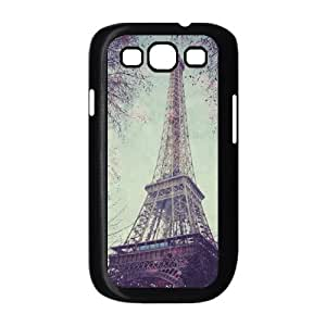 T-TGL(RQ) Samsung Galaxy S3 I9300 Custom Phone Case Paris Tower Print with Hard Shell Protection