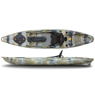 FeelFree Moken 12.5 Kayak - Sun Camo