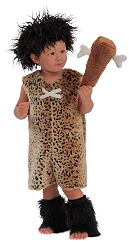 Princess Paradise Baby Cavebaby Boy Deluxe Costume, As As Shown, 18M/2T]()