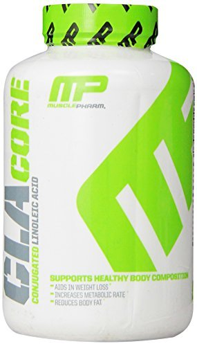 Muscle Pharm CLA 1000 Mg Softgel Capsules, 180 Count by M...