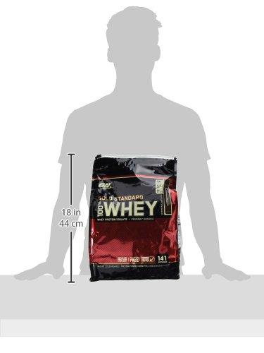 OPTIMUM NUTRITION GOLD STANDARD 100% Whey Protein Powder, Extreme Milk Chocolate, 10 Pound by Optimum Nutrition (Image #12)